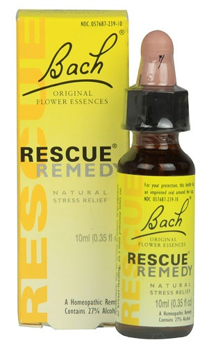 Rescue remedy stress