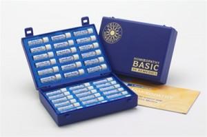 homeopathic medicine kit