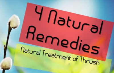 Natural Remedies for Thrush