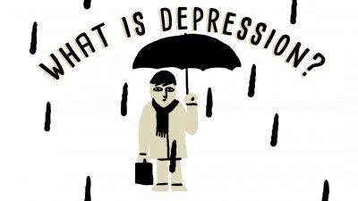 i feel depressed