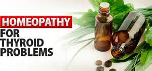 homeopathy for thyroid problems