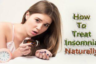 treat insomnia naturally