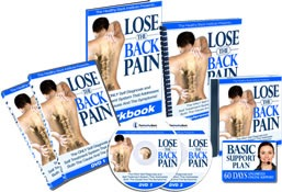 natural back pain relief