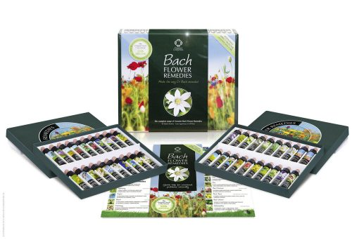 Bach Flower Essence Kit