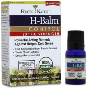 homeopathic cold sore treatment